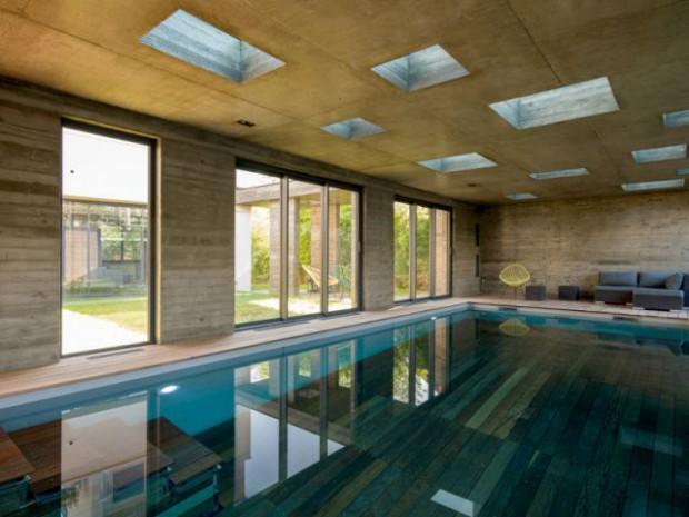 SKP Architecture - Aqua System - L'esprit piscine