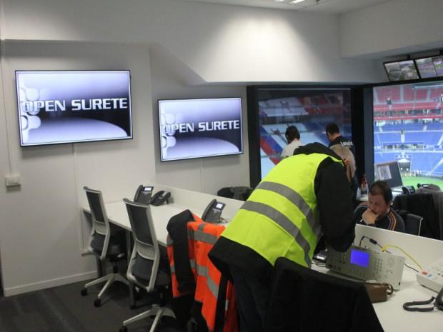 Le Parc Olympique Lyonnais inauguré le samedi 9 janvier 2016 à Décines