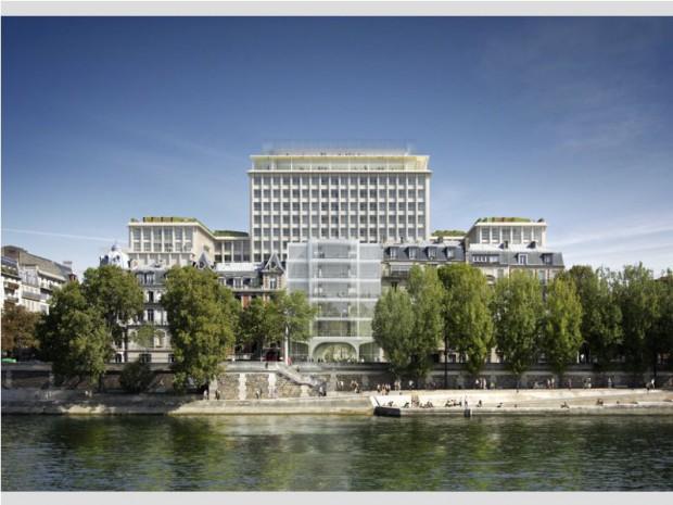 Réinventer Paris - Morland