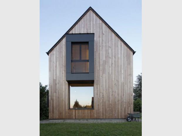 Une maison passive alliant inspiration japonaise et performances énergétiques