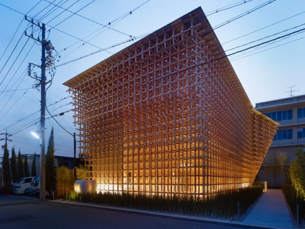 Global Award 2016 - Kengo Kuma