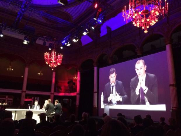 Sommet de la FFB - mai 2016