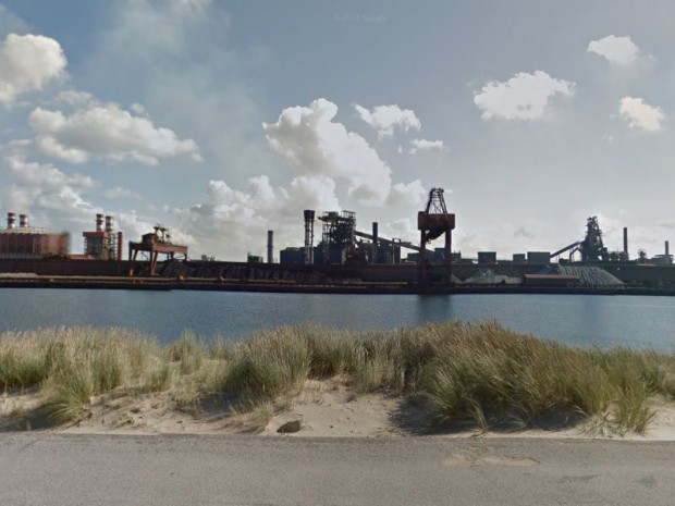 Dunkerque usine ArcelorMittal