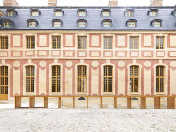 Pavillon Dufour du Château de Versailles