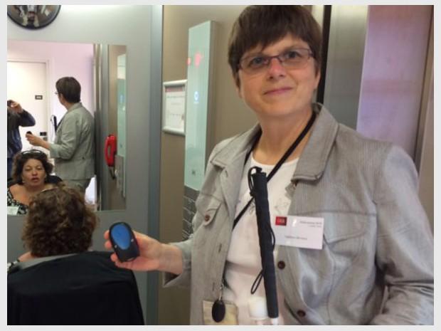 Découverte des démarches d'accessibilité réalisées au CEA de Grenoble
