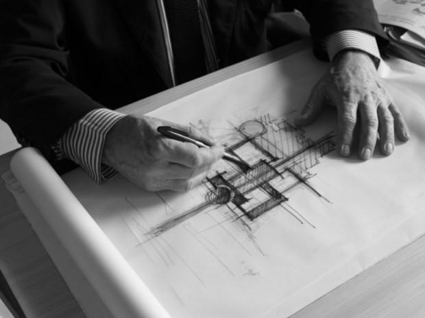 Exposition 40 ans de création Wilmotte & Associés