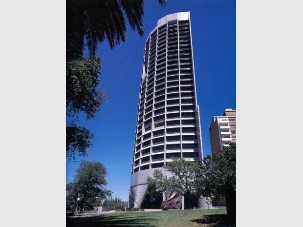Hommage à l'architecte australien Harry Seidler (1923-2006) à travers une exposition à l'Ambassade d'Australie à Paris