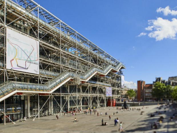 Centre Pompidou de Paris