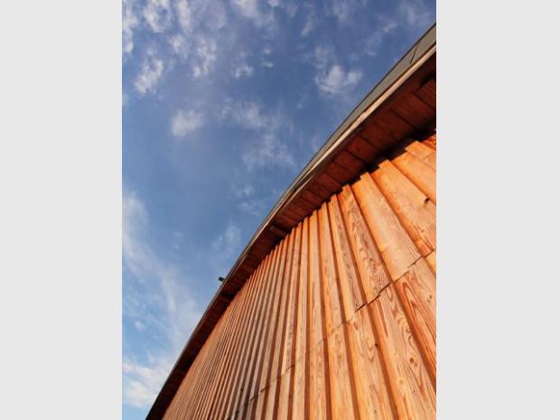 Maison bois à Cahors