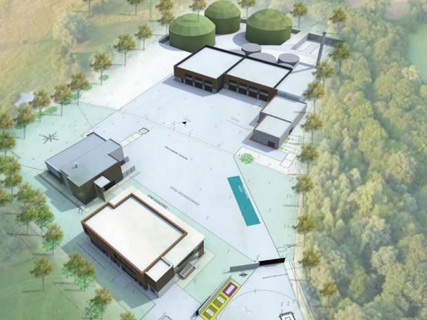 Centre énergies renouvelables Locminé
