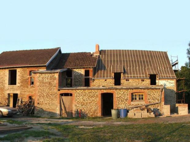 Un moulin du 17ème siècle entièrement rénové