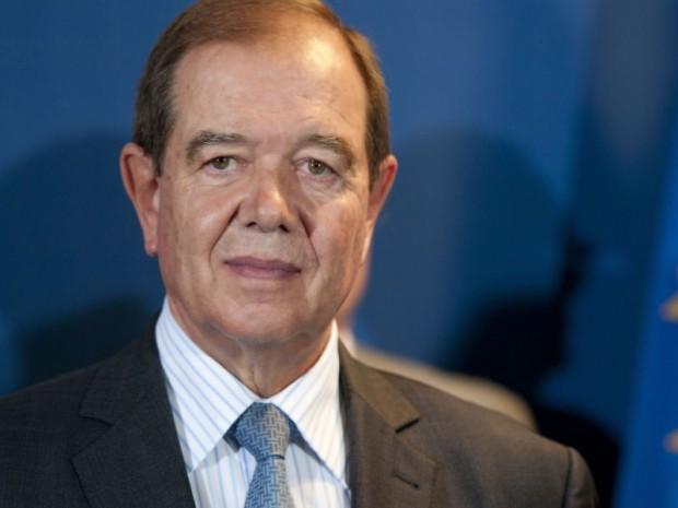 Patrick Ollier, président de la Métropole du Grand Paris (MGP)