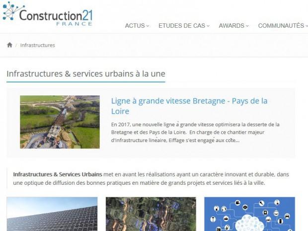 Construction21 observatoire infrastructures