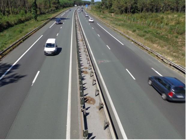 Autoroute A63 Spie batignolles
