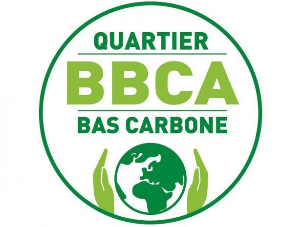 Logo Quartier Bas Carbone