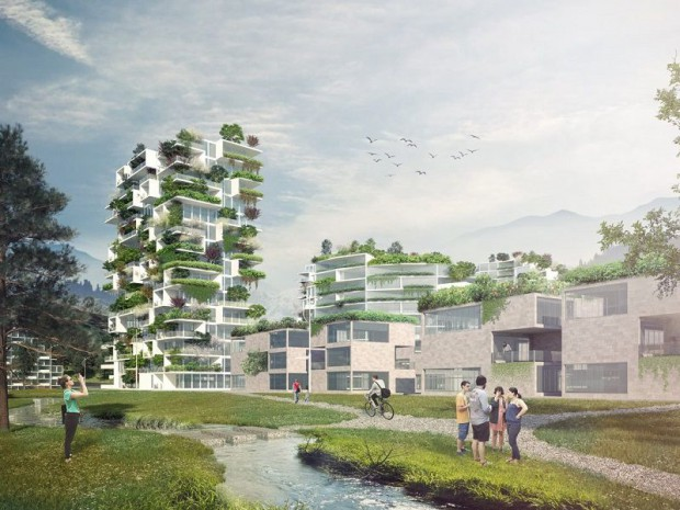 Liuzhou Masterplan
