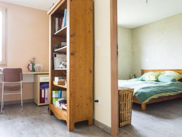 Des murs habillés d'un enduit naturel