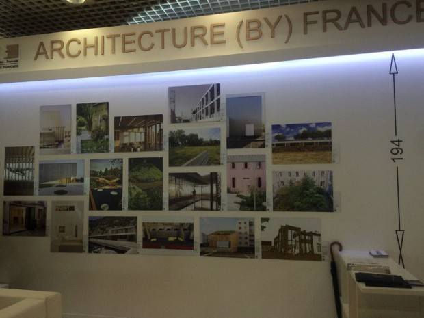 Mipim 2017 stand Architecture (By) France