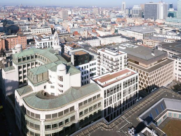 Mipim Awards 2017 : Meilleur immeuble rénové Chambon Bruxelles, (Belgique)