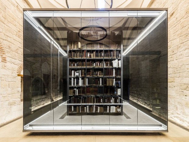 Prix spécial du jury : Beyazit State Library, (Istanbul, Turquie)