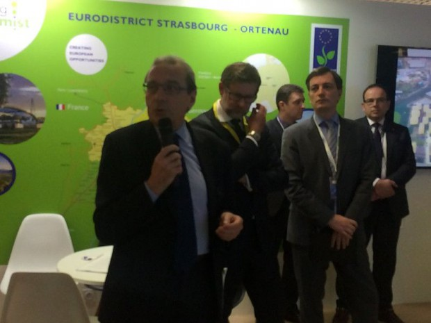 Mipim 2017. Strasbourg