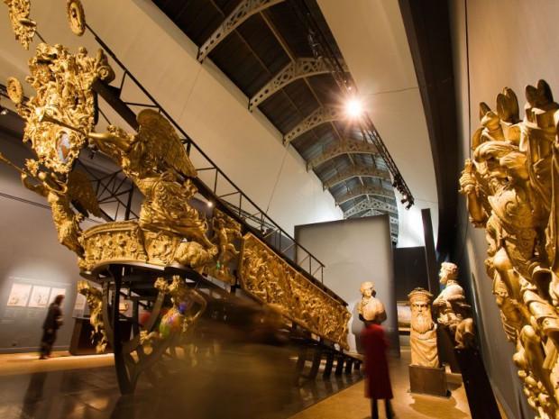 La rénovation de l'histoire du musée national de la Marine à Paris confiée à SNØHETTA et H2O Architectes