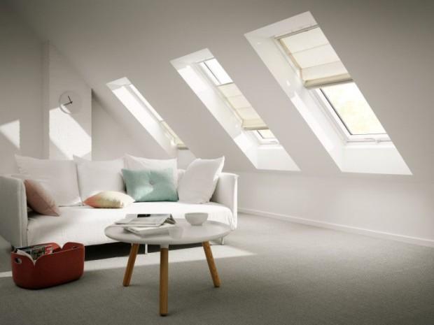 Velux fenêtre de toit