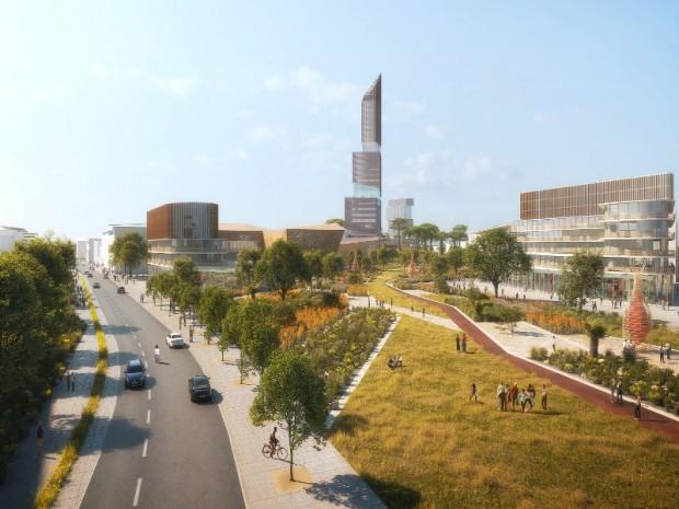 """Le concours international d'architecture pour la création de la """"ville nouvelle de Yennenga"""" au Burkina Faso remporté par quatre agences françaises"""