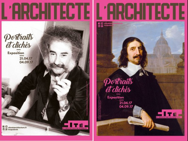 L'architecte, Portraits et clichés