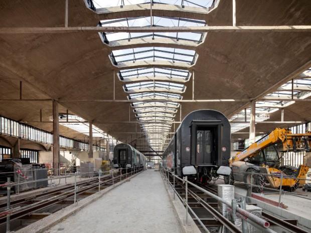 Visite le 11 mai 2017 de l'un des plus grands campus de start-up au monde, Station F à Paris ouvert le 3 juillet 2017.
