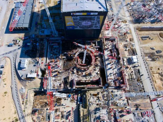 Réalisation des travaux de galeries pour la construction du Tokamak, Fusion For Energy (F4E) à Cadarache confiés au groupement Spie batignolles