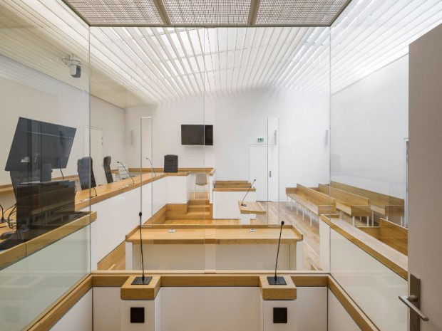 Palais de justice de Limoges