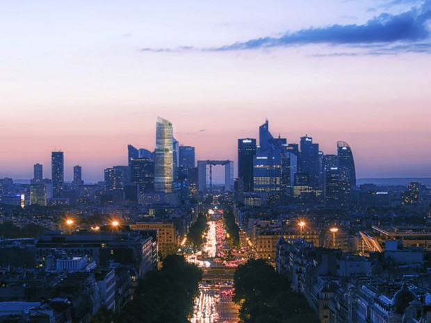 Tour The Link Paris la Défense