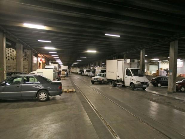"""Réinventer Paris 2 : ''Les dessous de Paris"""" Site Gare des Gobelins 13ème arrondissement de Paris"""