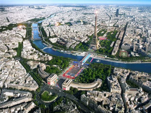 Paris 2024 : les perspectives des futurs sites de la candidature de Paris 2024