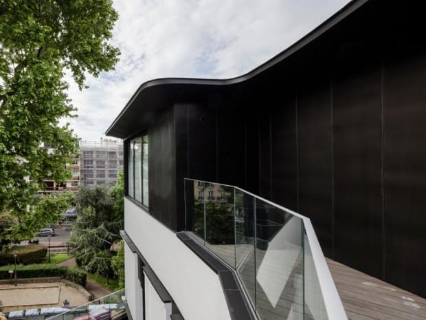 Immeuble Art Déco Issy-les-Moulineaux