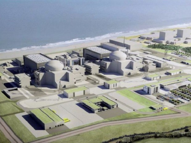 Hinkley Point C impression