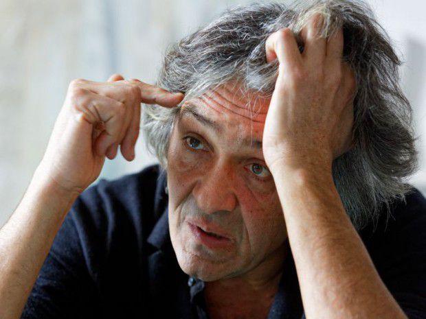 Rudy Ricciotti. © Dominique Leriche Var matin