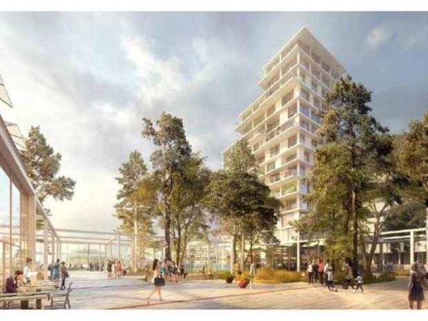 Les Quais en Seine Le Havre/ Porteur du projet : Financière Pichet