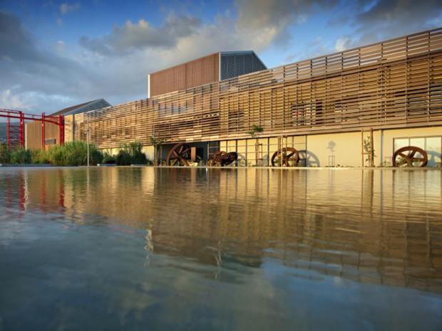 Réalisation du musée Stella Matutina à Saint-Leu à La Réunion par L'Atelier architectes