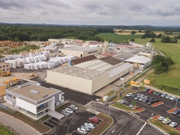 L'usine de La Côte (Territoire de Belfort)