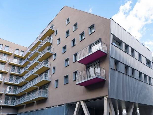 Inauguration le 16 novembre 2017 des Ateliers Jourdan-Corentin-Issoire dans le 14ème arrondissement de Paris