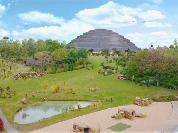 Dôme tropical ZooParc de Beauval