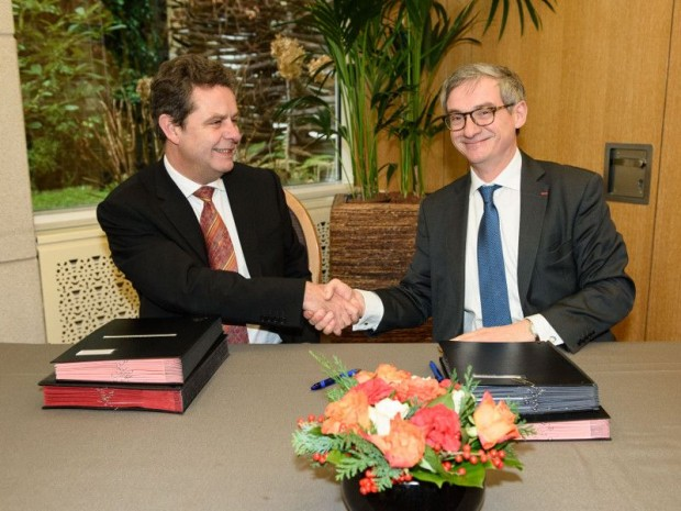Partenariat CSTB/EDF