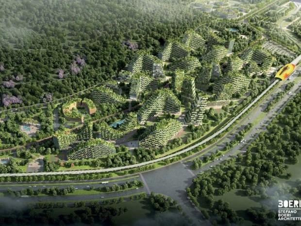Liuzhou Forest-City