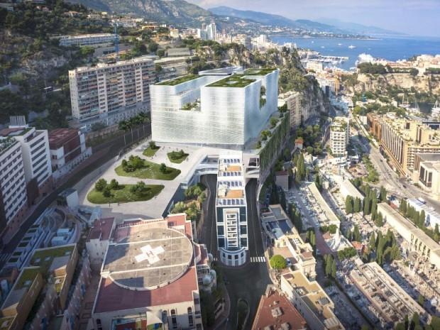 Hopital Grace de Monaco