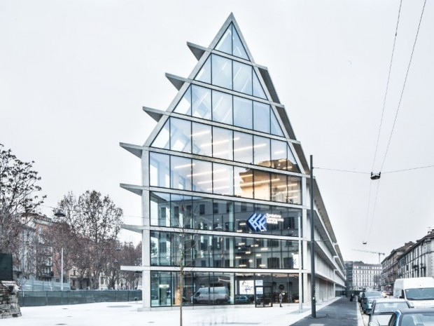 Feltrinelli foundation & Microsoft house