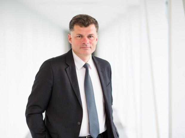 Benoît de Ruffray, P-DG Eiffage