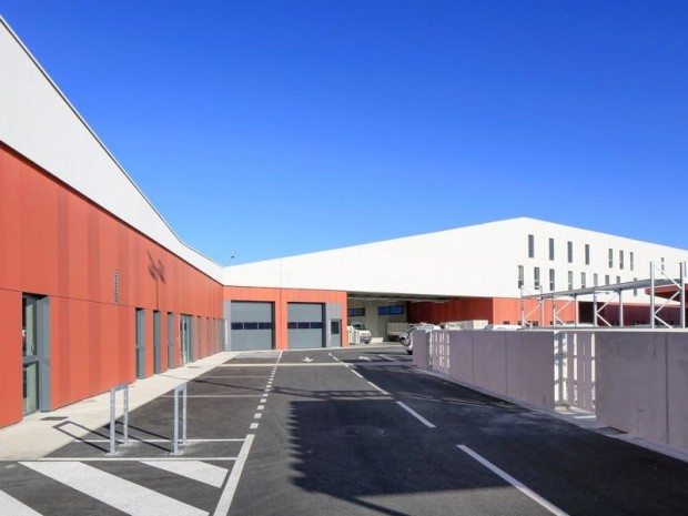 Centre technique de Blagnac