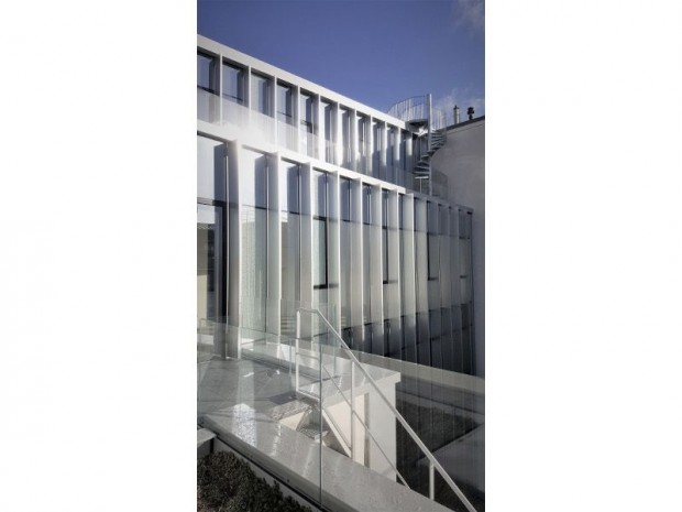 141 Haussmann, Studios architecture